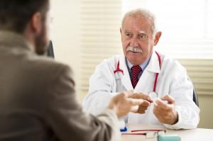 Visitar al médico