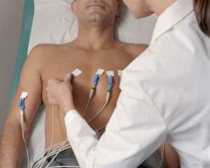 Electrocardiograma de reposo